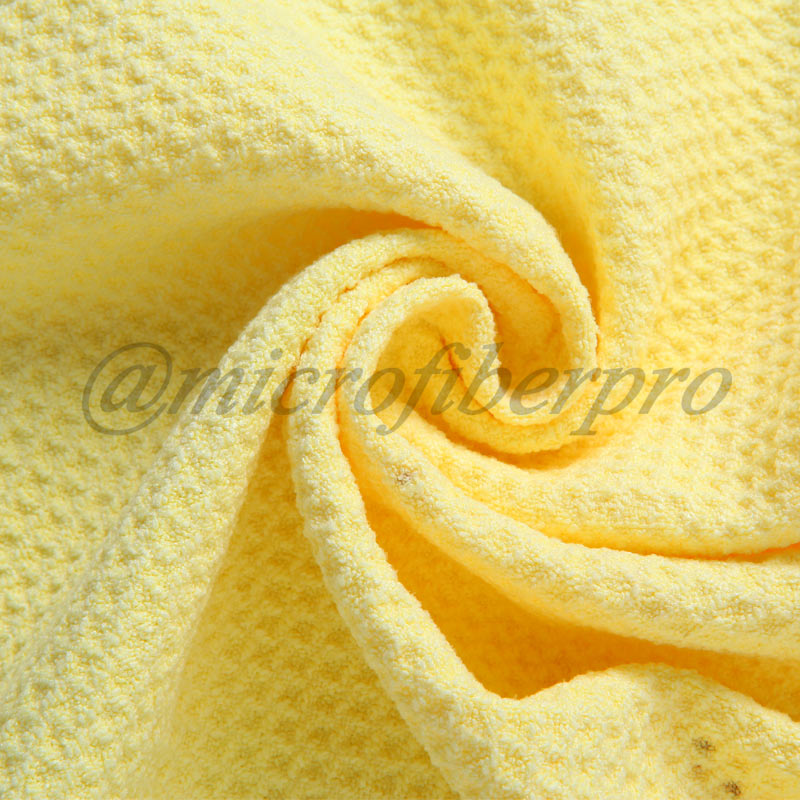 Waffle Knitted Microfiber Towel