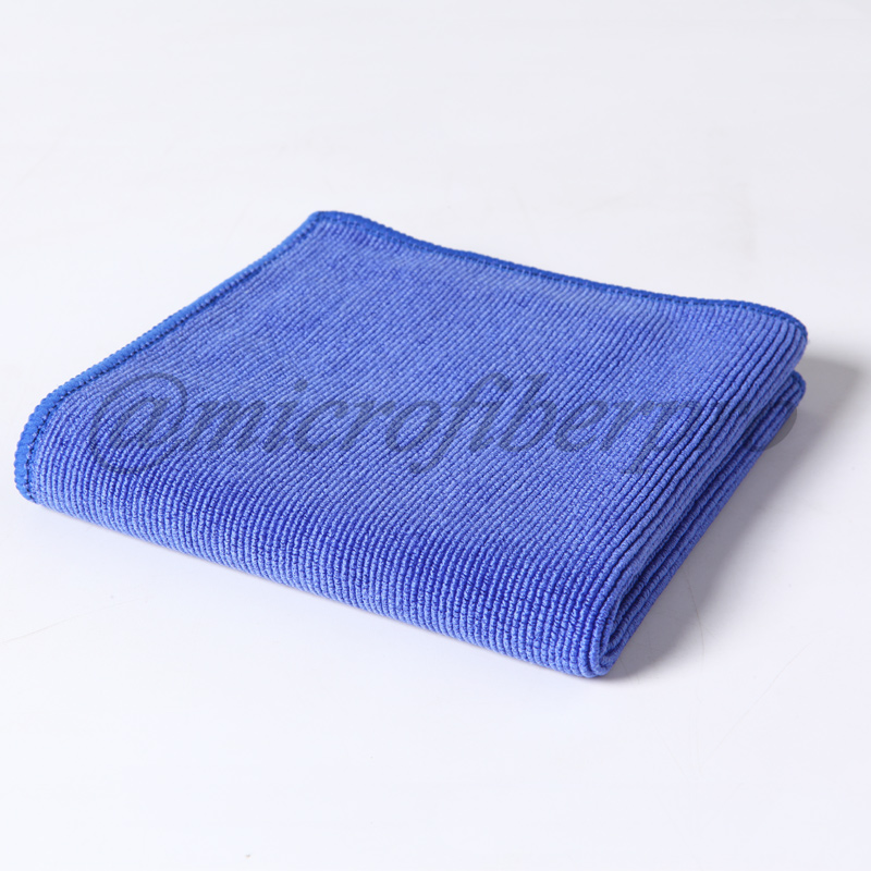 Ordinary Pearl Mesh Knitting Microfiber Cleaning Towel