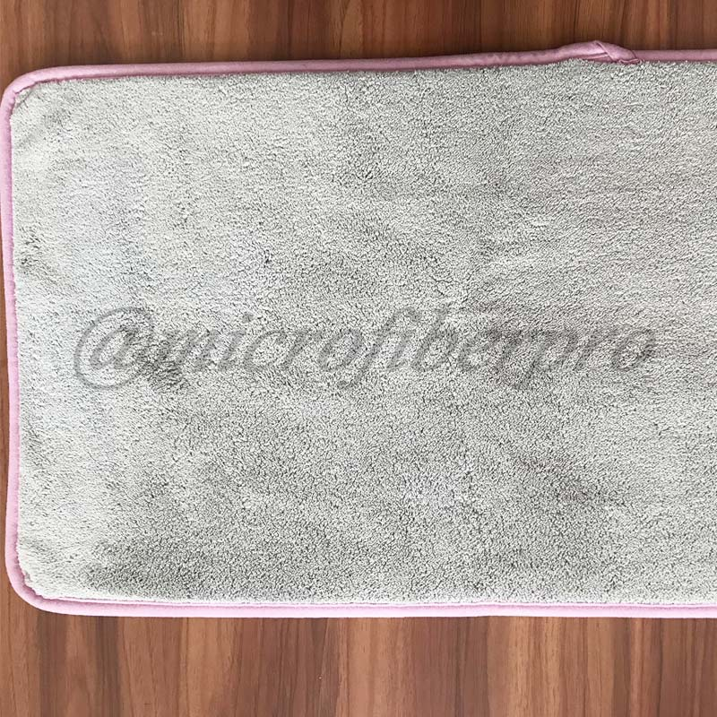 1200gsm Coral Fleece Microfiber Towel